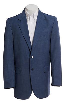 Circle S Men's Desert Blue Sport Coat