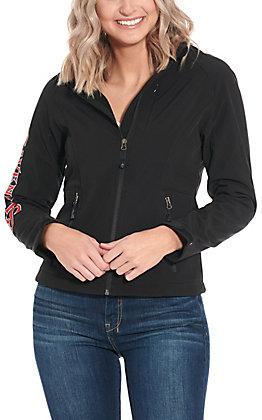 Cavender's Black Logo Bonded Jacket