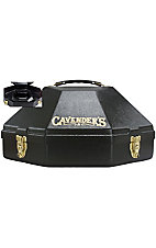 Equine Carriers Black Classic Hat Carrier