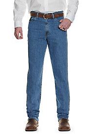 Men's Tapered Leg Jeans