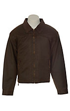 Cripple Creek Dark Brown Distructed Jacket