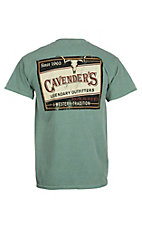 Cavender's Green Short Sleeve T-Shirt