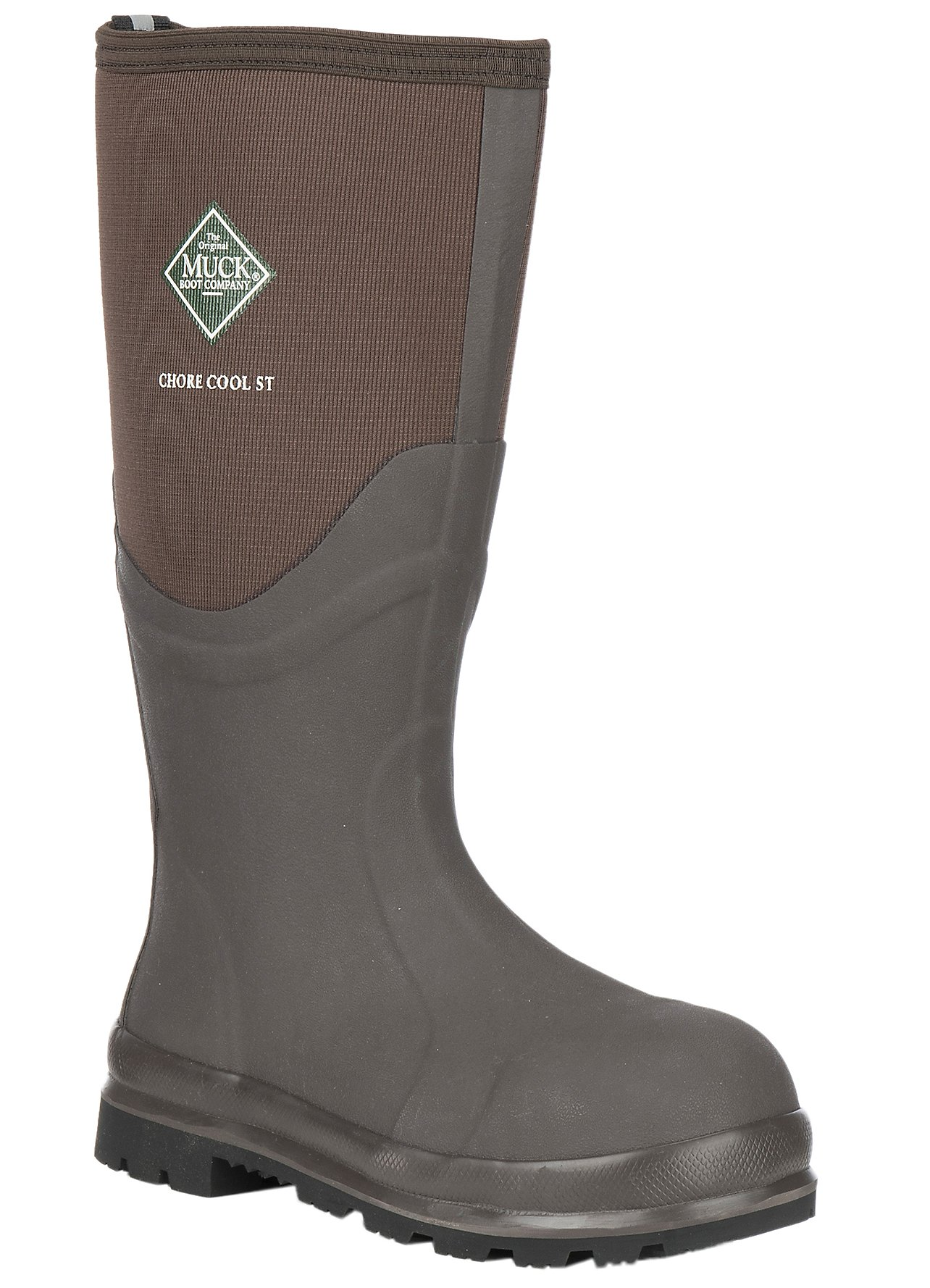 Muck Boot Company Men's Classic Muck with XpressCool Steel Toe ...