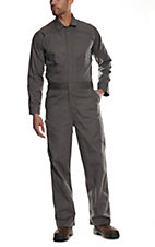 Lapco FR Flame Resistant Grey 7 oz. Coveralls