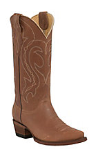 Cavender's by Old Gringo Women's Wild Tan Goat Snip Toe Western Boots