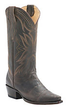 Cavender's by Old Gringo Women's Vintage Chocolate Goat Snip Toe Western Boots