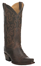 Cavender's by Old Gringo Women's Chocolate Mad Dog Goat Snip Toe Western Boots