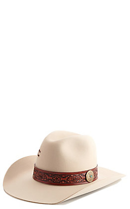 Charlie 1 Horse Women's Bone Chief Western Fashion Hat