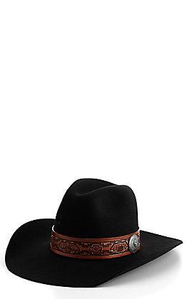 Charlie 1 Horse Women's Black Chief Western Fashion Hat