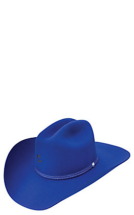 Charlie 1 Horse Royal Blue Dime Store Cowgirl Hat