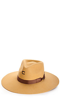 Charlie 1 Horse Women's Highway Dijon Mustard Western Fashion Hat
