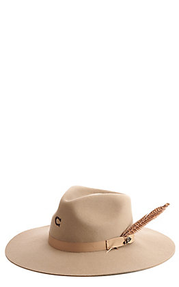 Charlie 1 Horse Women's Highway Mushroom Western Fashion Hat
