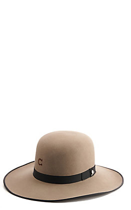 Charlie 1 Horse Women's 4X Winslow Stone Hat