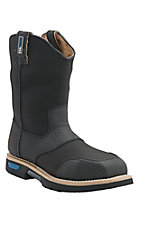 Cinch Men's Black Cordura H2O Waterproof Ceramic Safety Toe Work Boot