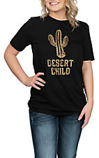 Ruby's Rubbish Black Desert Child S/S T-Shirt