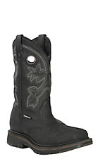 Double H Men's 13 in. Workflex Comp Toe Waterpoorf Wide Square Roper
