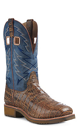 31706b741af Shop Men's Pull-On Work Boots | Free Shipping $50+ | Cavender's