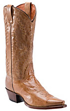 Dan Post Ladies Tan Mad Cat Sniptoe Western Boot