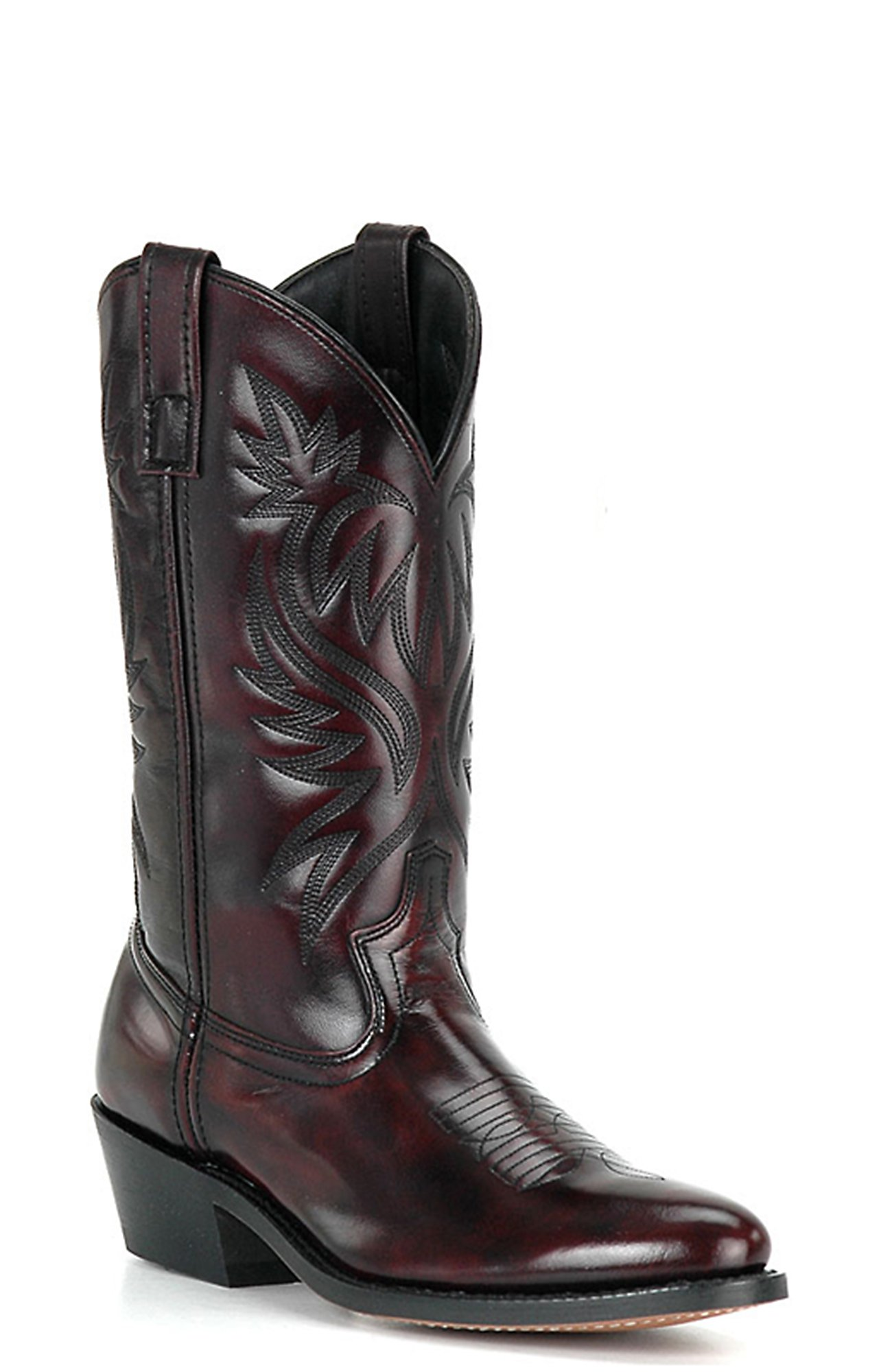 Round Toe Western Boots |