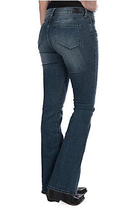 Dear John Women's Sloane Boot Cut Jeans