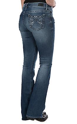 Dear John Women's Dumont Boot Cut Jeans