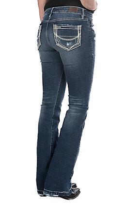 Dear John Women's Sloane Melbourne Boot Cut Jeans