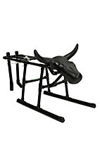 The Dragsteer Black Roping Dummy