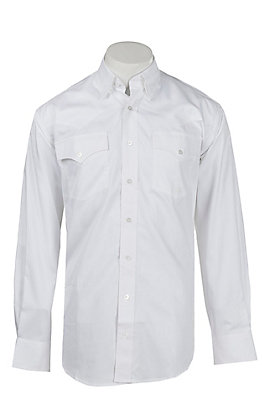 Miller Ranch by Cinch Men's L/S Solid Shirt