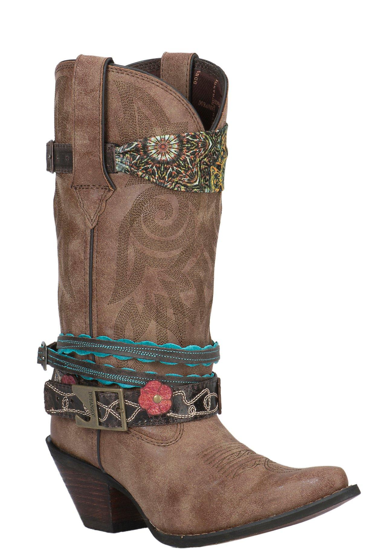 Durango Crush Accessorized ... Women's Cowboy Boots