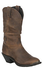 Durango Ladies Distressed Slouch Western Fashion Boots