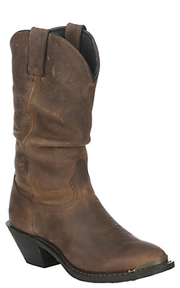 Durango Women's Distressed Slouch Western Fashion Boots