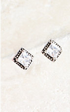 Montana Silversmiths Star Lights Western Princess Earrings