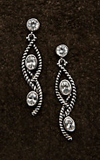 Montana Silversmiths Skipping Along Earrings