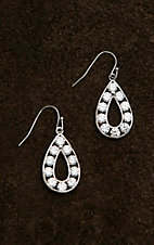 Montana Silver Smith Radiant Teardrop Earrings