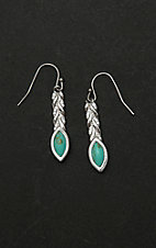 Montana Silversmiths Woven Lights on Earth Earrings