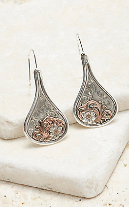 Montana Silversmiths Secret Garden Earrings