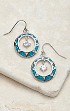 Montana Silversmiths Stay True Opal Earrings