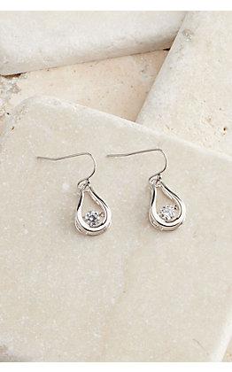 Montana Silversimiths Dancing Glassed Earrings