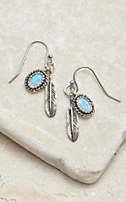 Montana Silversmiths Wishing On Hope Opal Earrings