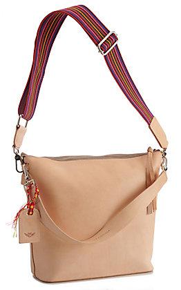 Consuela Frida Diego Natural Hobo Bag