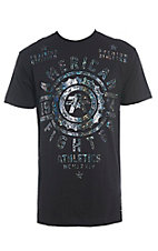 American Fighter Men's Black Fair Grove Short Sleeve T-Shirt