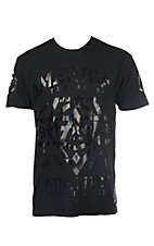 American Fighter Men's Black West End Short Sleeve T-Shirt