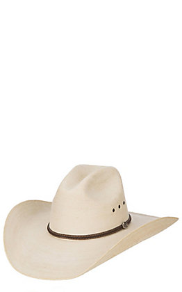 Cavender's Ranch Collection 20X Fine Palm Leaf Cowboy Hat