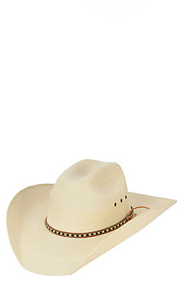 Cavender's 20X Ponderosa Palm Leaf Cowboy Hat