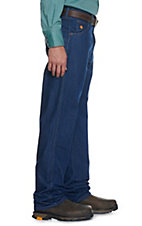 Wrangler Men's Relaxed Fit Prewashed Flame Resistant Jean