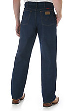 Wrangler Men's Relaxed Fit Prewashed Flame Resistant Tall Jean