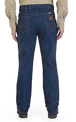 Wrangler Men's Cowboy Cut Slim Fit Prewashed FR Jean