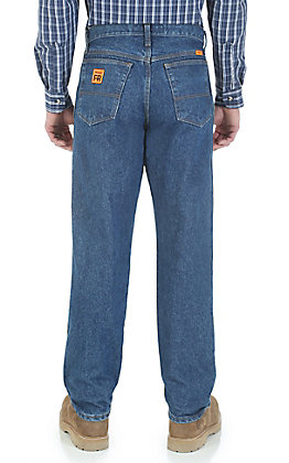 Wrangler FR Relaxed Fit 5 Pocket Jean