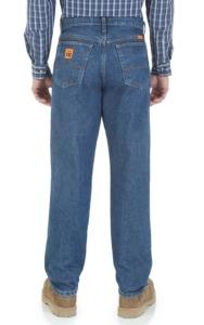 3cf5f3311 Wrangler FR Relaxed Fit 5 Pocket Jean   Cavender's