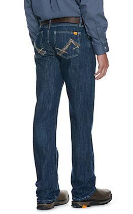 Wrangler 20X FR Dark Wash 42 Vintage Boot Cut Jeans